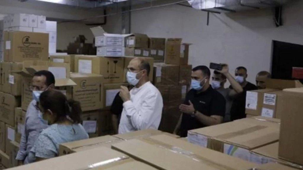 أمن الدولة بعد مداهمة وزير الصحة لمستودع يوم أمس: دعوة الصيدليات لشراء حاجتها من الأدوية منه