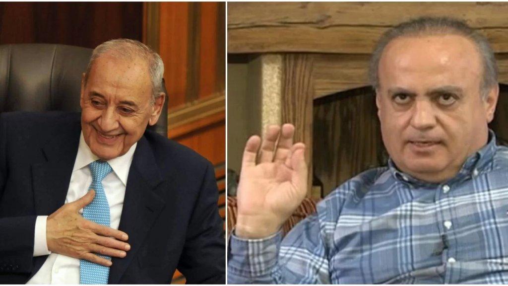 """وهاب: """"كلام الرئيس بري مع وفد الكونغرس مهم وصحيح..وإستثناء لبنان من الإستيراد والتصدير ينعش الإقتصاد اللبناني"""""""