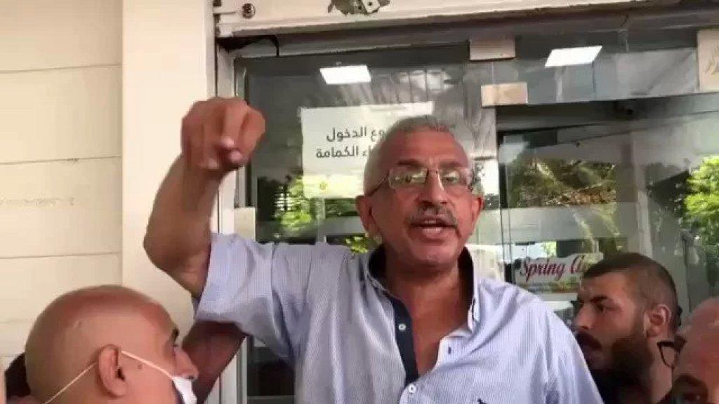 بالفيديو/ النائب أسامة سعد ينظّم عمل محطات المحروقات في صيدا