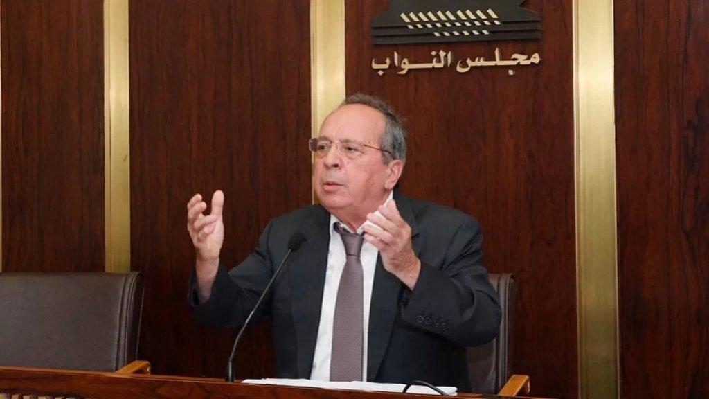 """بالفيديو/ جميل السيد: """"أطالب بثورة أمهات الرجال ما بقا يعملوا شي بـ لبنان.. يروحوا يعملوا لبدن ياه ورجال ما في"""""""