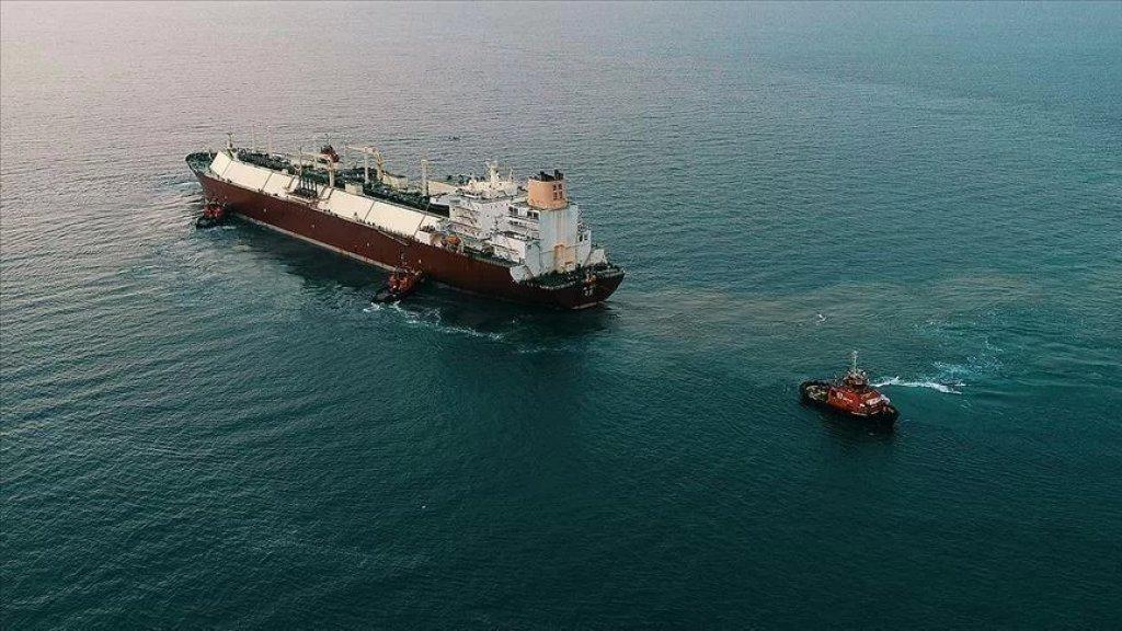 الباخرة الإيرانية دخلت المياه الإقليمية السورية أمس.. والحمولة ستُنقل بالصهاريج من سوريا إلى لبنان (الأخبار)