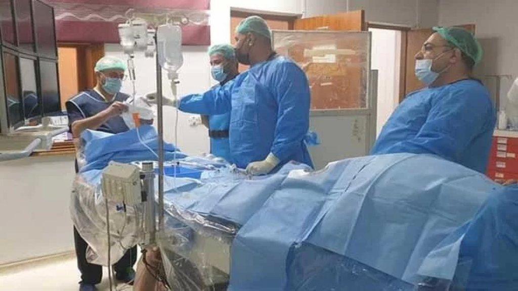 عملية قيصرية لولادة طفل يزن 6 كيلوغرامات في مصر!