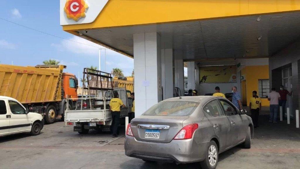 انتظام حركة محطتي وقود في عبرا والاولي بعد تدخل النائب أسامة سعد