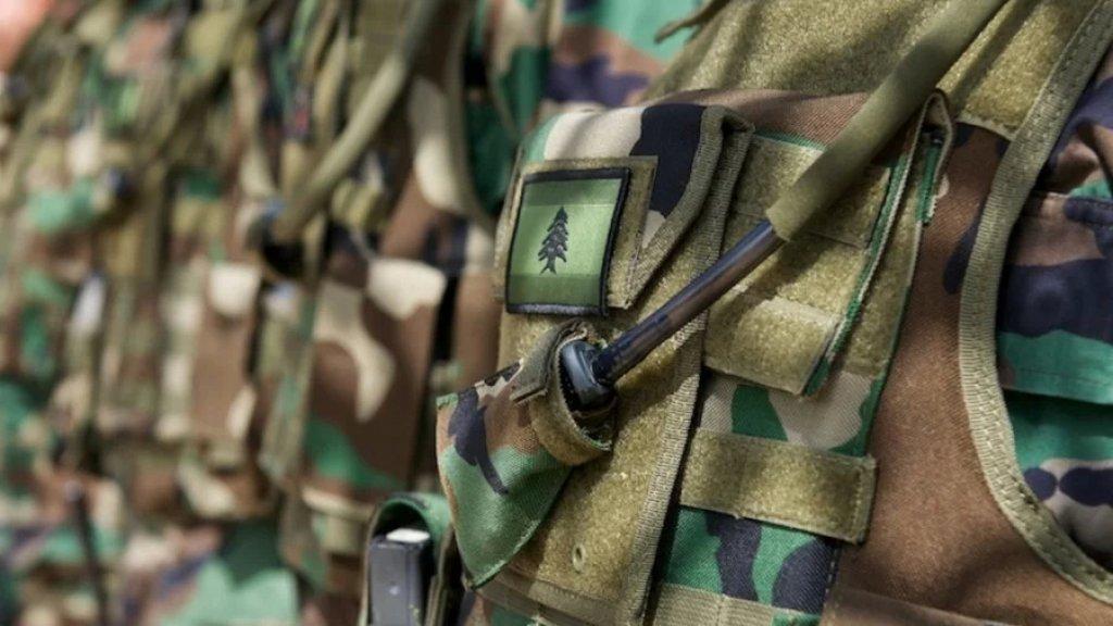 الجيش أوقف 7 أشخاص وضبط كمية من المواد المعدة للتهريب بالأيام الثلاثة الماضية