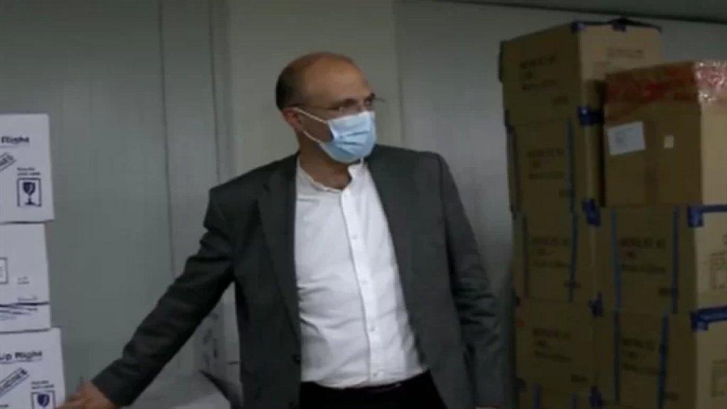 وزير الصحة: إطلاق البطاقة الدوائيّة مجاناً هو إنجاز علمي تقني