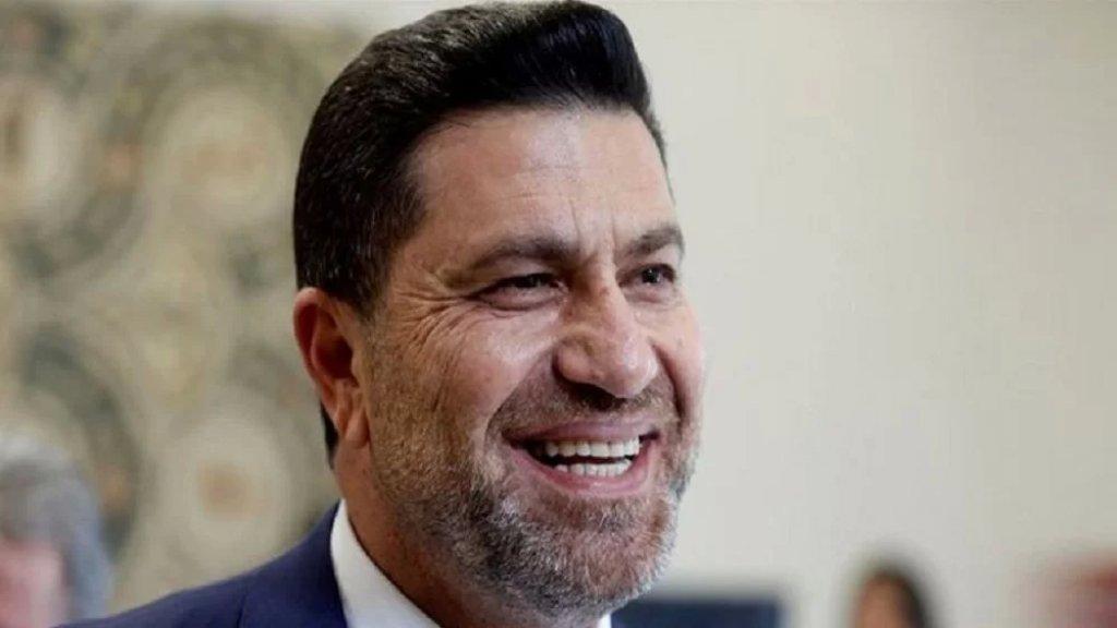 وزير الطاقة: محادثات اليوم بين الجانبين السوري واللبناني كانت إيجابية