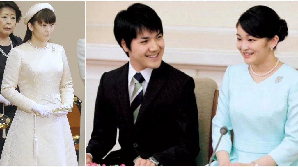أميرة يابانية ترفض 1.3 مليون دولار من الدولة لزواجها.. أول أميرة تتخلى عن احتفالات زفافها: سيكون الحفل متواضعاً!