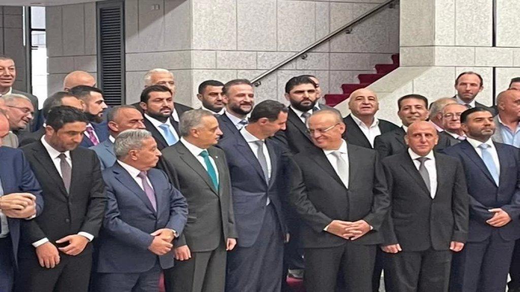 وئام وهاب: اليوم في اللقاء مع الرئيس الأسد ظهر كعادته صامداً يعرف ماذا يريد يقارب الملفات بفكر إستراتيجي يملك رؤيا لكل القضايا المطروحة