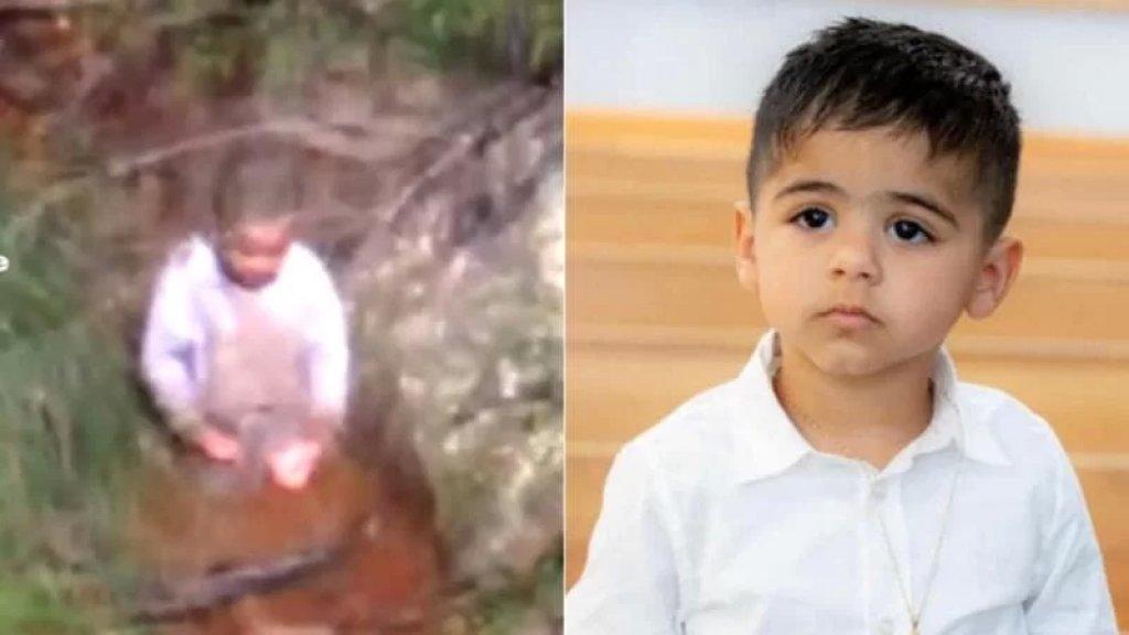 فيديو للحظة العثور على الطفل اللبناني أنطوني في غابات أستراليا.. مصاب بالتوحد وعُثر عليه وهو يحاول إنقاذ حياته!