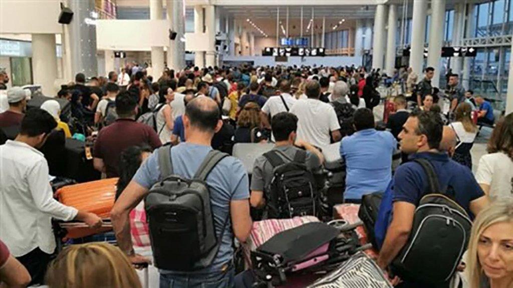وكالة الصحافة الفرنسية تنشر: لبنانيون يجتاحون جزيرة قبرص هربًا من جحيم الأزمة في بلادهم