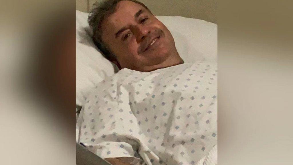 النائب أسعد درغام في المستشفى إثر إصابته بعارض صحي مفاجىء