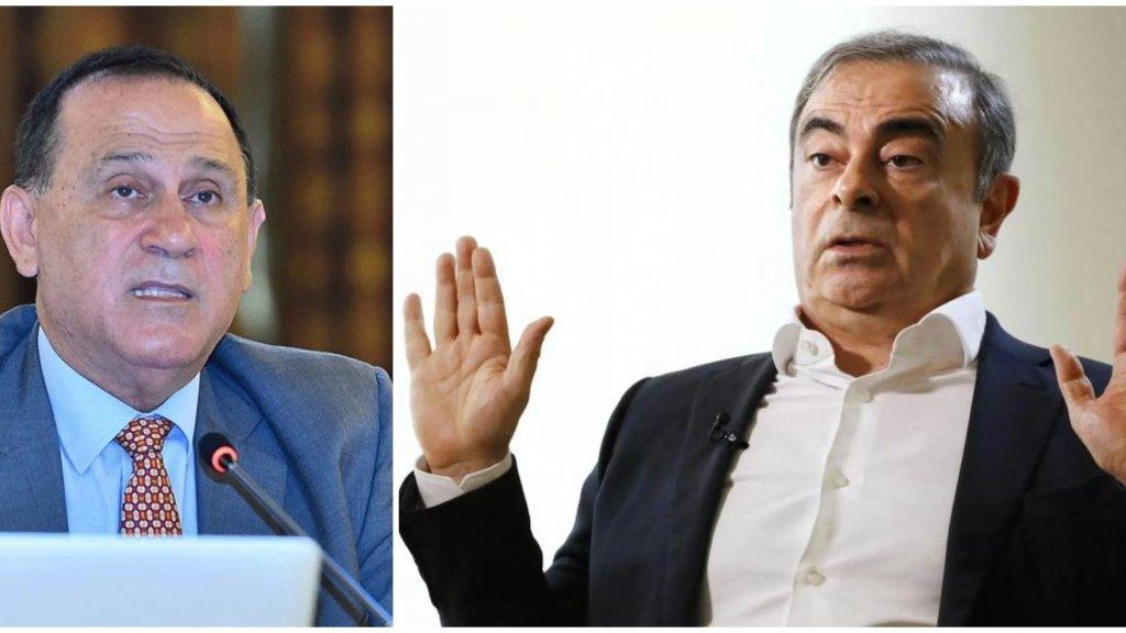 وزير الصناعة يلتقي كارلوس غصن غداً للبحث في إمكان الاستفادة من خبراته