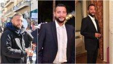 وفاة الشاب نديم سعد نجل الراحل مصطفى معروف سعد إثر تعرضه لأزمة قلبية
