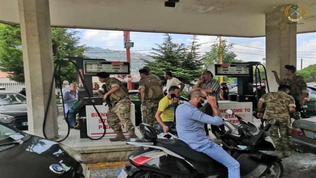 """المازوت بالدولار """"الفريش"""" في بعض محطات الوقود في طرابلس!"""