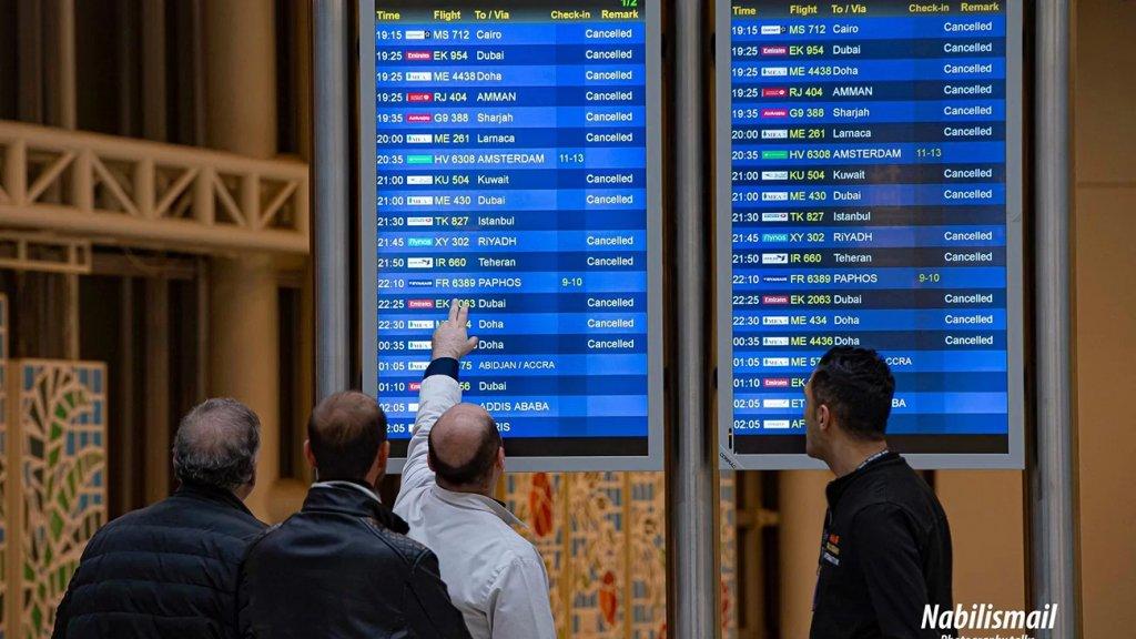 هام للوافدين إلى لبنان: فحوصات PCR قبل السفر وفور الوصول.. وعلى جميع شركات الطيران تحصيل $50 كلفة إجراء الفحص