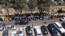 """تجمع أمام قصر عدل زحلة..""""احتجاجًا على توقيف مارون الصقر""""!"""