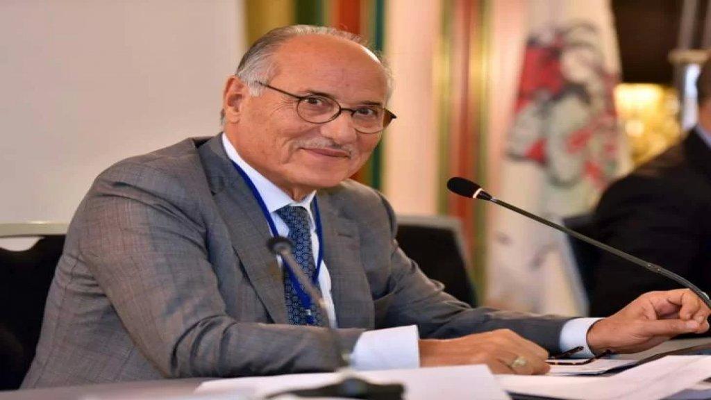 وزير التربية والتعليم العالي القاضي عباس حلبي