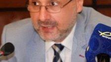 وزير الداخلية والبلديات القاضي بسام مولوي
