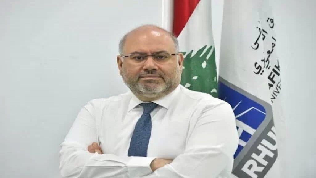 وزير الصحة الدكتور فراس الأبيض