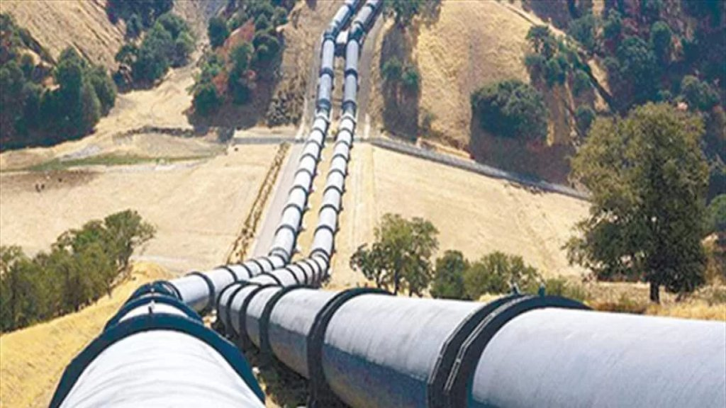 وزير النفط السوري: خط الغاز العربي جاهز في سورية وسنحصل على كميات من الغاز المصري لقاء مروره إلى لبنان