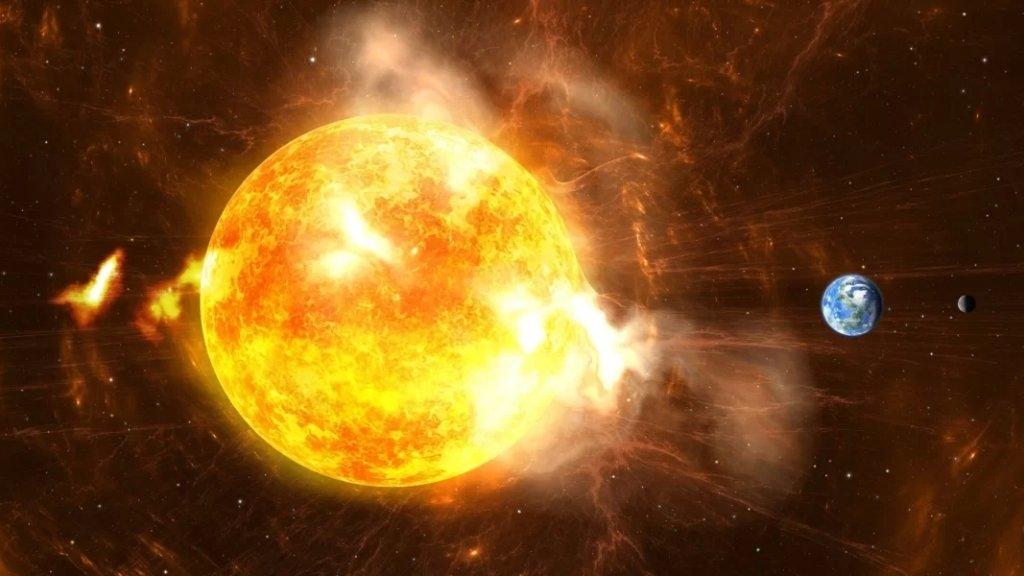 """حقبة """"انهيار الإنترنت"""".. عاصفة شمسية متوقعة قد تتسبب بانقطاع الإنترنت عن العالم لمدة طويلة"""