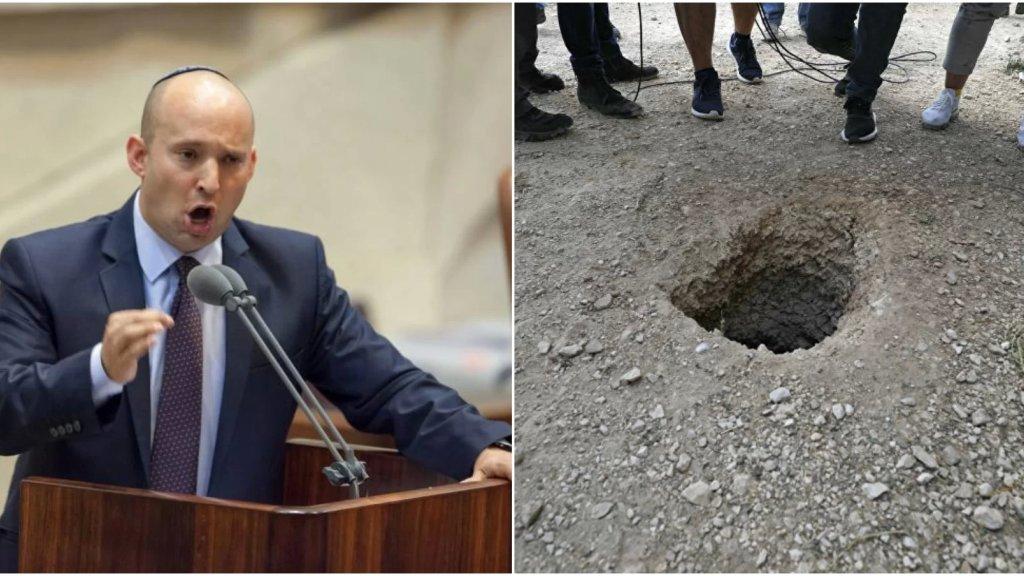 """رئيس الوزراء """"الإسرائيلي"""" يهاجم مصلحة السجون بعد فرار 6 أسرى من سجن جلبوع: فشل وإخفاقات كبيرة.. تدهورت بعض أنظمة """"الدولة"""" في السنوات الأخيرة"""