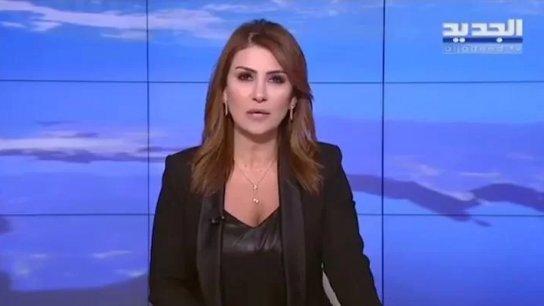 """بالفيديو/ بعد كلام وهاب المهين بحق الروسيات والأوكرانيات.. قناة الجديد وسمر أبو خليل يعتذران باللغة الروسية: """"نحن نحترمكم"""""""