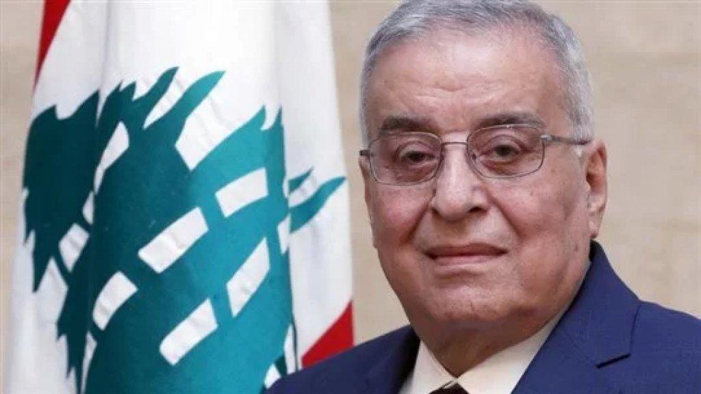 وزير الخارجية الأردني يبلغ نظيره اللبناني قرار ملك الأردن: ندعم لبنان
