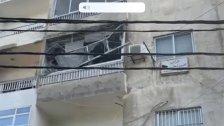 جرحى بإنفجار مولد كهرباء في داخل عيادة طبية في صور