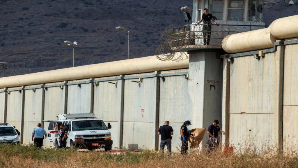 """مسدس """"إسفنجي"""" يثير رعب """"إسرائيل"""" بسجن جلبوع.. تم إعلان حالة الاستنفار وإستدعاء القوات وعدّ الأسرى ليتضح بعدها أنّه مزيف!"""