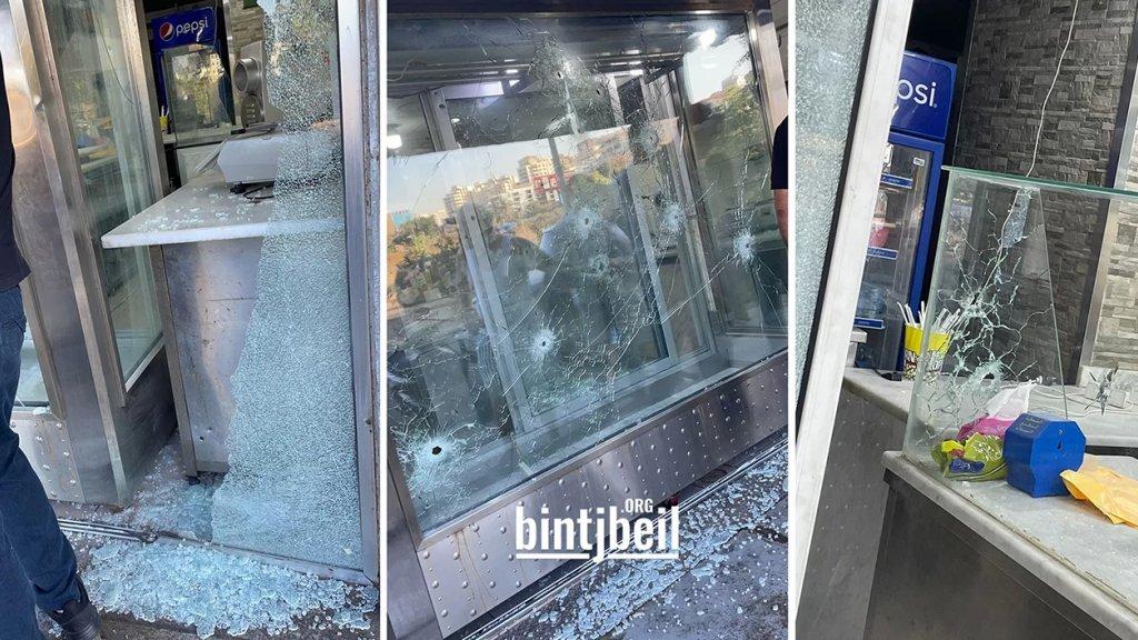 بالصور والفيديو/ أطلقوا رشقات رصاص فجرًا باتجاه ملحمة في خلدة بعد أيام على سرقة كاميرات المراقبة!