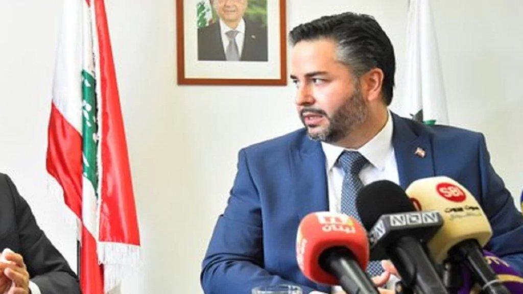 """بالفيديو/ وزير الإقتصاد الجديد أمين سلام يعلق على موضوع """"الفوتوشوب"""" وتعليقات """"السوشيال ميديا"""" بقصة ضفدعين!"""