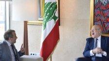"""باسيل يزور ميقاتي على رأس وفد من """"لبنان القوي"""""""