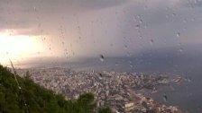 استعدوا للأمطار... الطقس يتحول غدا الى ماطر بغزارة ليلا مع انخفاض في الحرارة!