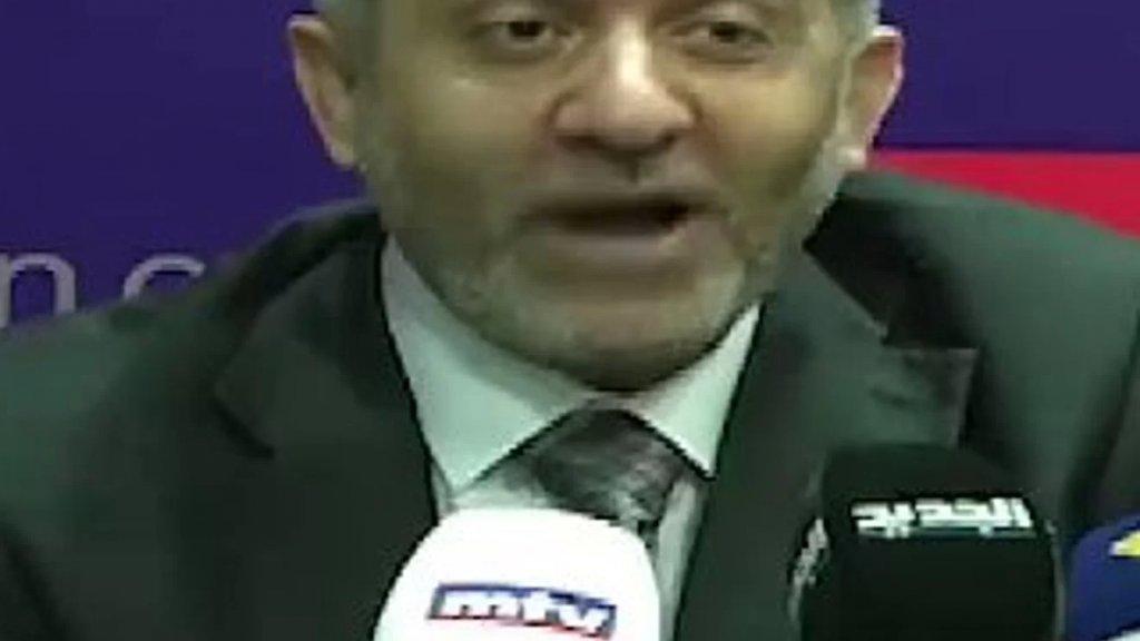 """بالفيديو/ بعد قصة """"الضفدعين"""" من وزير الاقتصاد .. قصة جديدة من وزير العمل: """"العصفور والحريق""""!"""