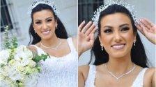 عن العروس كريستيل التي رحلت بعد شهرين من زفافها.. خذلها قلبها ليلة عيد ميلادها الـ24