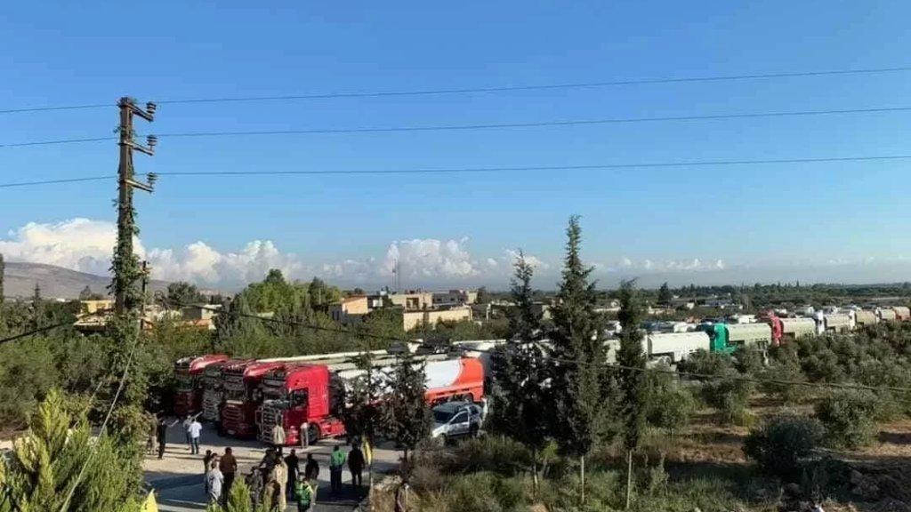 """مسؤول عسكري """"إسرائيلي"""" : تل أبيب لن تتحرك لوقف شحنات الوقود الإيرانية إلى لبنان"""