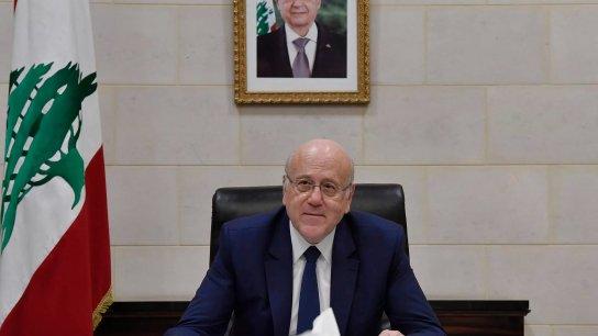 ميقاتي يشكر العراق: الحكومة ستبذل كل الجهود لتخفيف وطأة التقنين الكهربائي