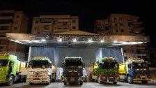 بالفيديو/ 65 صهريج من المازوت الإيراني دخل الضاحية الجنوبية أمس: الصهاريج انطلقت باتجاه المناطق اللبنانية كافة