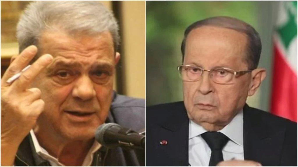 """نجاح وكيم رداً على طمأنة الرئيس عون للبنانيين: """"يعني السنة بدك تفسخ... جبران؟ كان من الأول يا... ريس"""""""