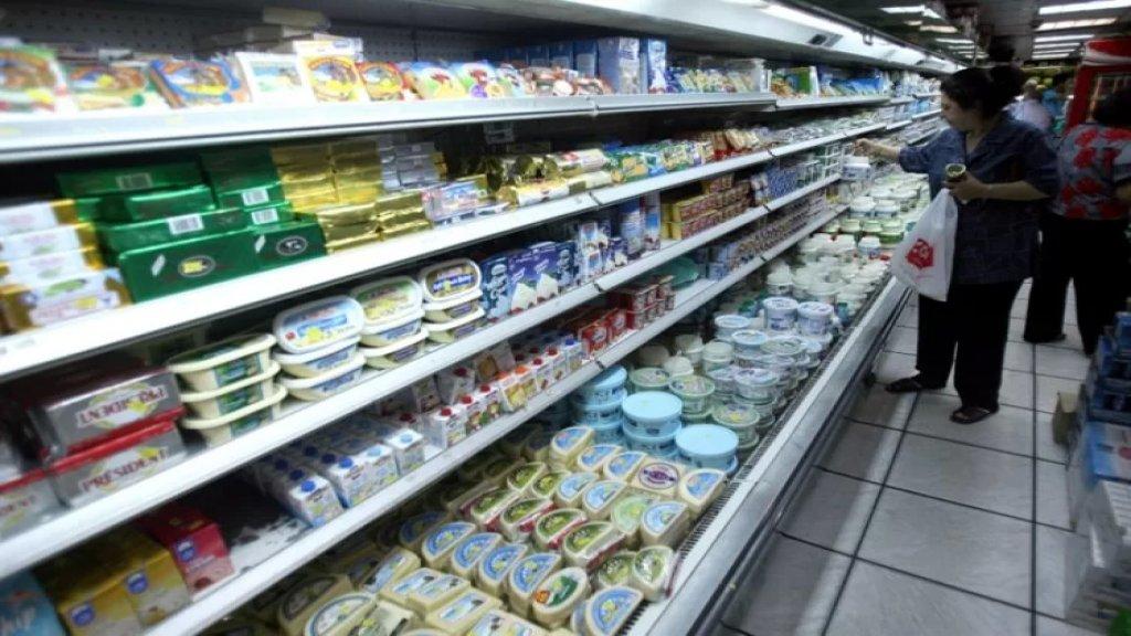 نقيب اصحاب السوبر ماركت: اللحوم انخفض سعرها نحو 30 بالمئة والفروج نحو 15 بالمئة والالبان والاجبان 10 بالمئة والانخفاض سيستمر