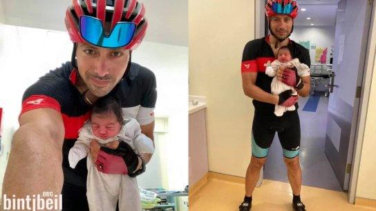 طبيب حضر إلى المستشفى على متن دراجته الهوائية لإتمام عملية الولادة في مستشفى رزق!