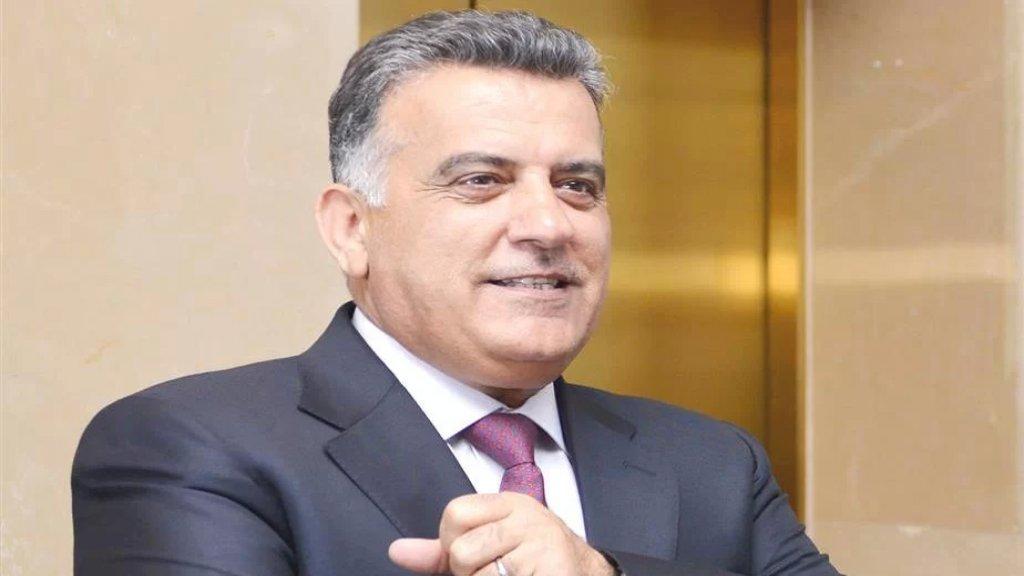 اللواء عباس ابراهيم: تشكيل الحكومة هو فال خيرٍ وباب إيجابي للبنان