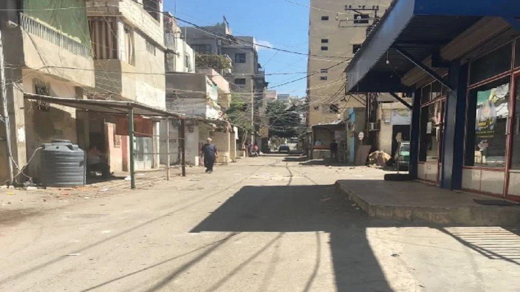 أحد الناشطين الإسلاميين في مجموعة جند الشام سابقاً.. توقيف مطلوب في منطقة حي الطوارىء داخل مخيم عين الحلوة!