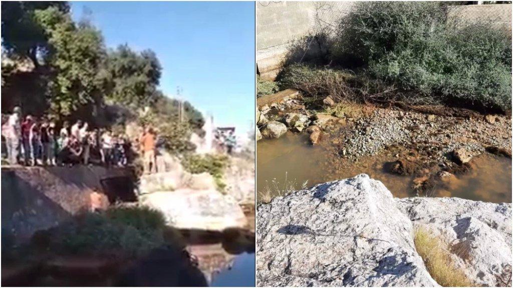 بالفيديو/ وسط تكبيرات الأهالي.. عكار تستيقظ على كارثة جفاف منبع نهر الصفا!