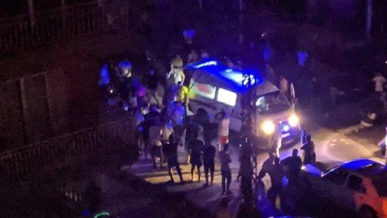 بالفيديو/ حادثة مروّعة تهز طرابلس.. إبن الـ22 عاماً يلقي نفسه من الطابق الـ8 ويفارق الحياة على الفور