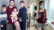 ضحَّت بنفسها من أجل إنقاذ طفلها.. قصة أم مصابة بالسرطان اختارت بتر ساقها على إجهاض جنينها!