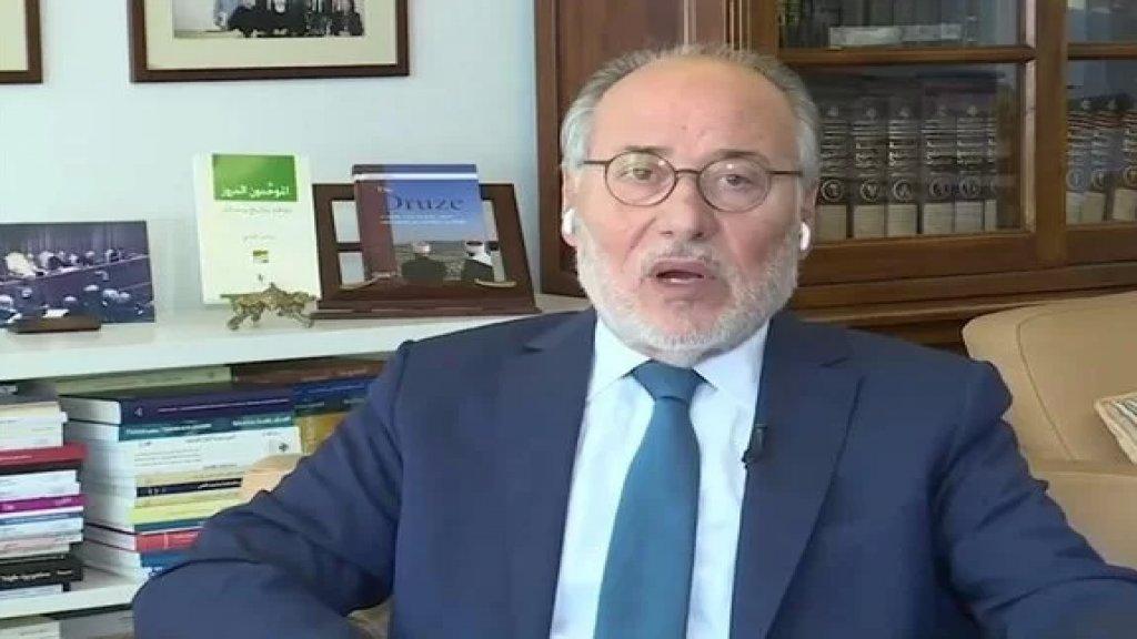 وزير التربية عباس الحلبي: الكتب ستوزع مجاناً..  وأخشى من تراجع المستوى التعليمي إن لم يُفتتح العام الدراسي حضورياً