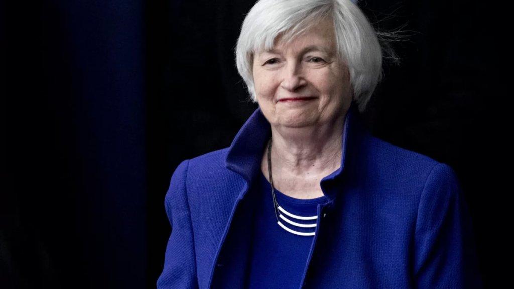 """وزيرة الخزانة الأميركية تناشد لتجنّب """"أزمة مالية تاريخية"""""""