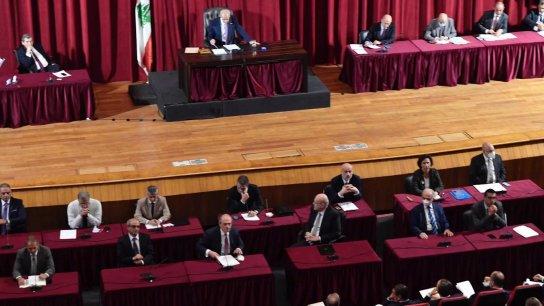 """بعد 7 ساعات من الكلام.. هكذا نالت حكومة """"معًا للإنقاذ"""" ثقة المجلس النيابي بـ85 صوتا"""